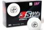 ลูกปิงปอง 729 รุ่น 3 ดาวแข่งขัน 40+ Plastic Balls