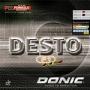 DONIC DESTO F1 HARD SPONGE