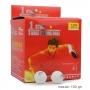 ลูกปิงปอง 729 รุ่น 1 ดาว 40+ Plastic Balls ( 100 ลูก )